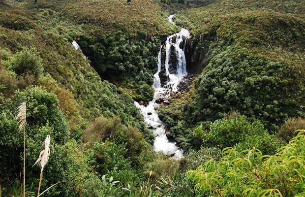 Cascadas de Waipunga