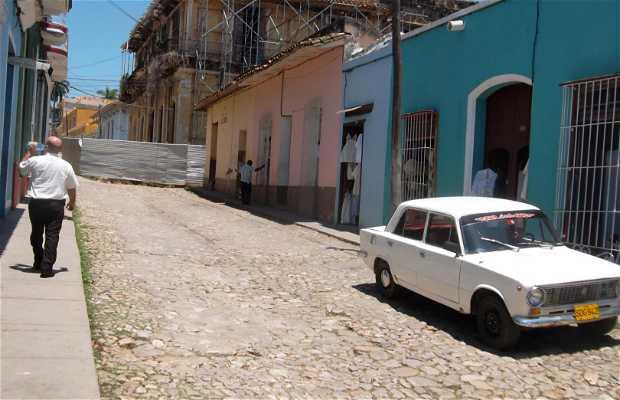 Calle Simon Bolivar
