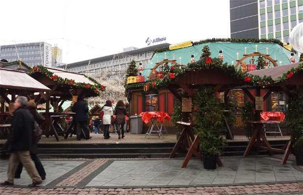 Mercado Navideño de Essen