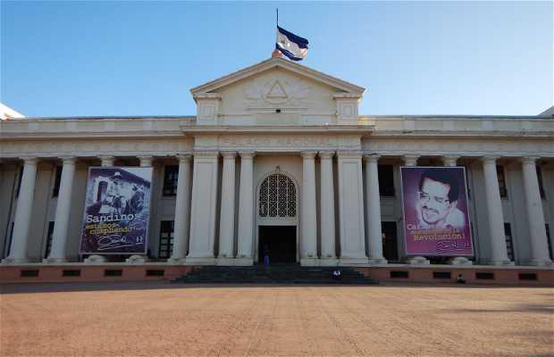 Parque Central de Managua