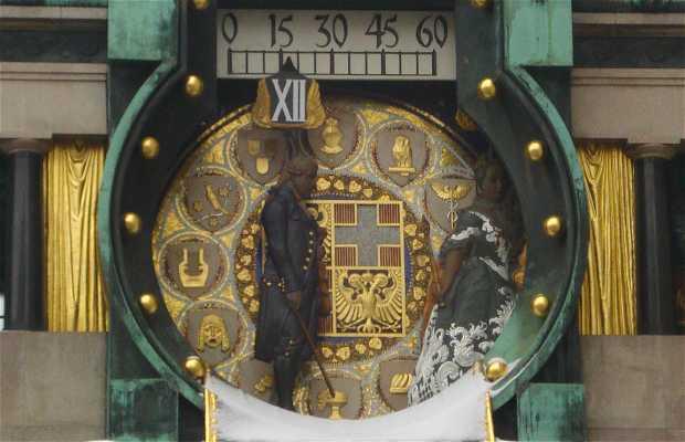 Relógio Anker