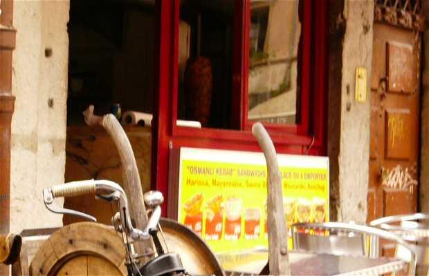 Kebab Osmanli