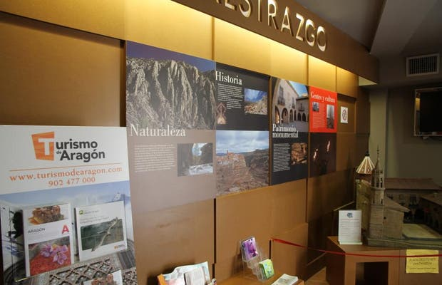Oficina turismo Cantavieja