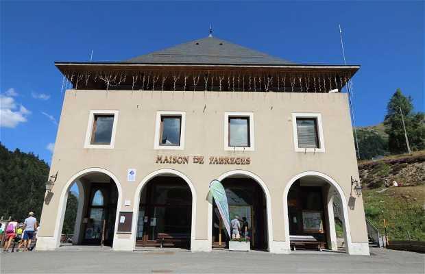 Oficina de Información y Turismo del Valle de Ossau