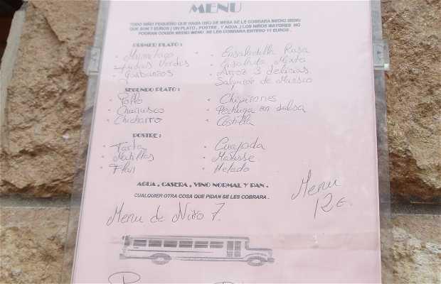 Restaurante Amaya Bus