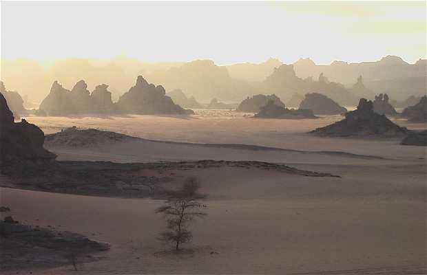 Desierto del Akakus