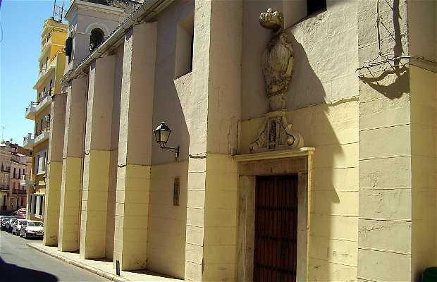 Real Monasterio y Convento de Santa Ana