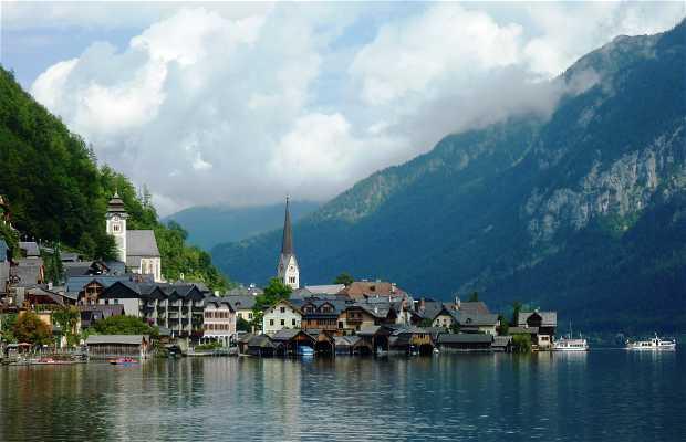 Village de Hallstatt