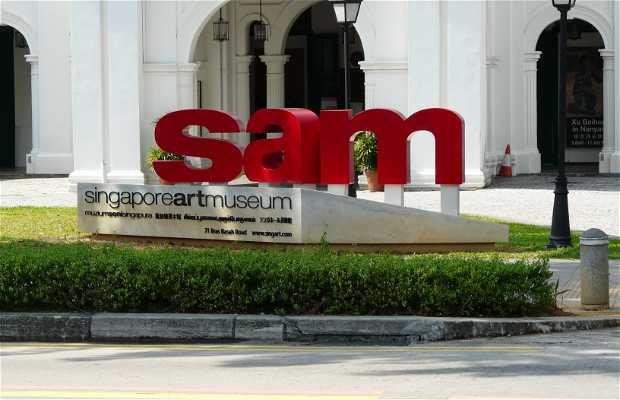 Museo de Arte de Singapur