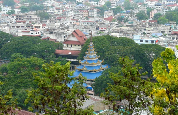 Wat Phra That Doi Wao de Mae Sai