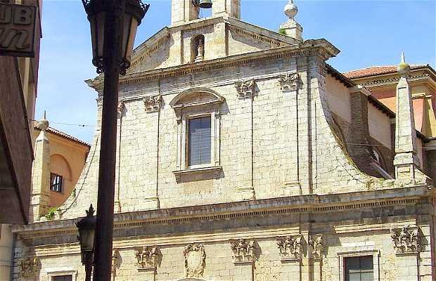 Iglesia de la Compañía o Nuestra Señora de la Calle