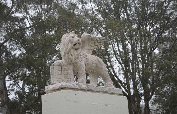 Monumento Leão de São Marcos