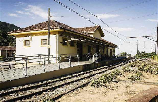 Estação Eugênio Lefevre (Estação do Bondinho)