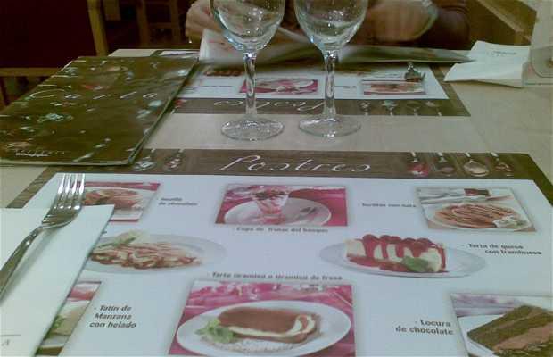 Restaurante del Corte Inglés