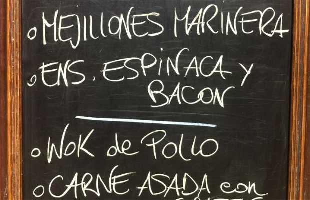 Restaurant El Naranjo