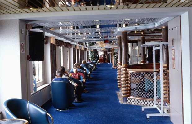 Hurtigruten Ferries