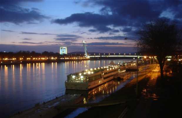 Belvedere UFO a Bratislava