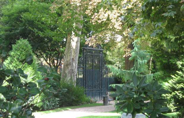 Garden of the Préfecture