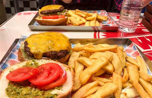 Iwo's Meatburger