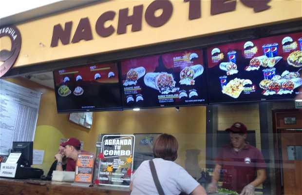 Nacho tequila