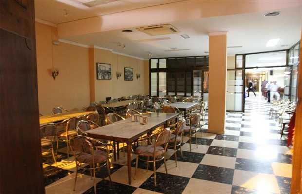 La Cultural restaurant