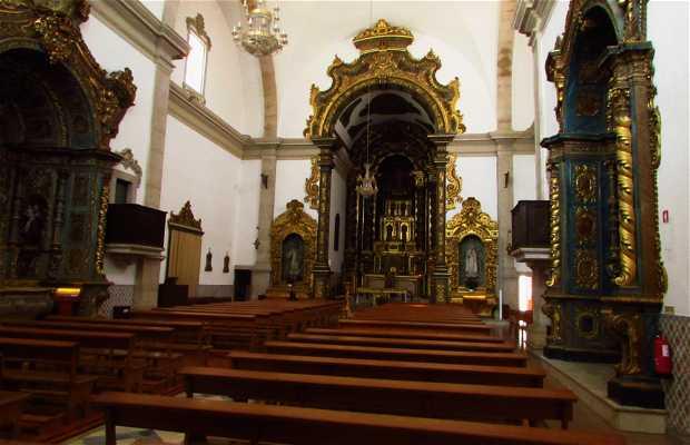 Iglesia Nuestra Señora del Rosário y Capilla de Nuestro Señor de los Aflitos
