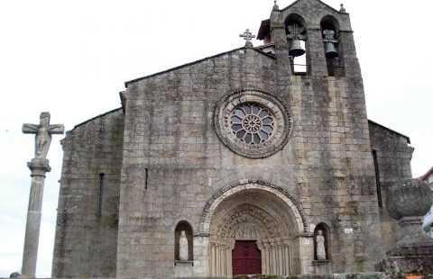 Santa María de Azogue Church