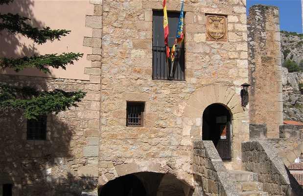 Torre y Porche