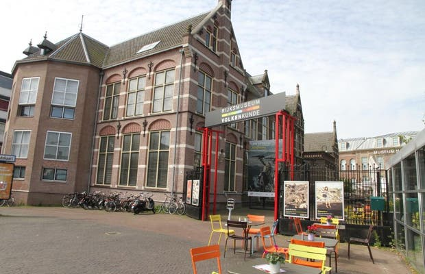 Rijksmuseum voor Volkenkunde Leiden