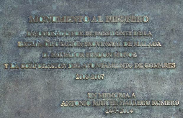 Monument to the Fiestero