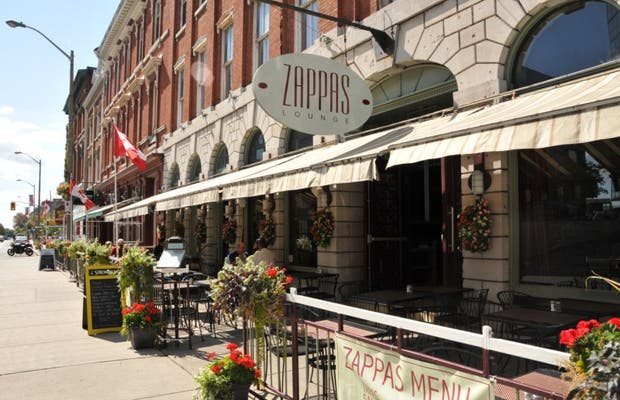 Zappas Grill (closed)