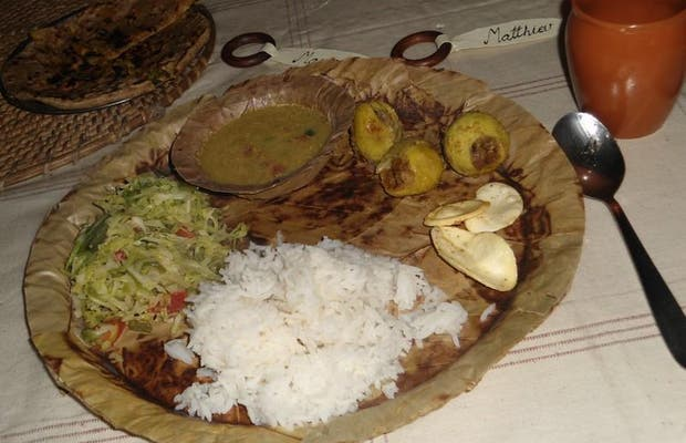 Gastronomia en Shekhawati