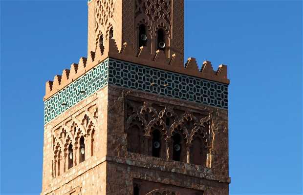 Mezquita Kutubía