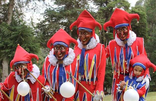 Carnaval de La Colonia Tovar y Los Jokilis