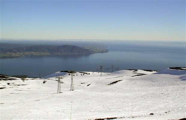 Esqui e Montanha Volcan Osorno