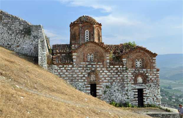 Chiesa bizantina, Berat
