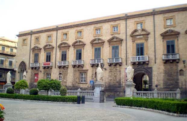 Palacio Arzobispal - Museo Diocesano de Palermo