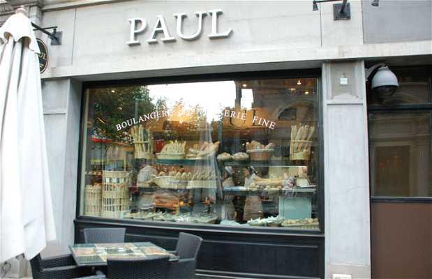 Panetteria Paul a Shanghai