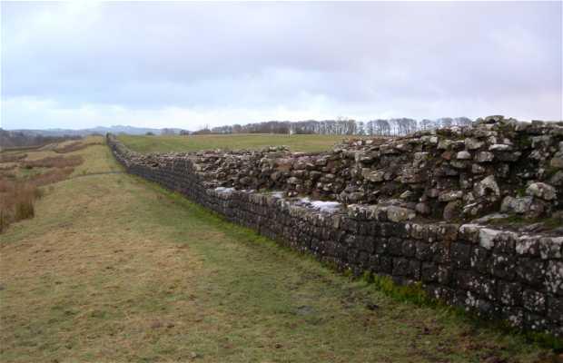 Birdoswald (muro de Adriano III)