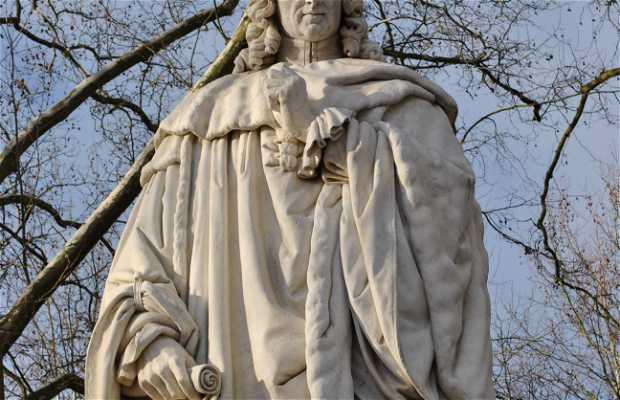 Statue de Montesquieu
