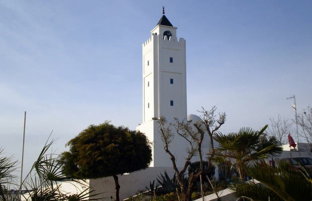 Mosquée Abu Said Al - Beji