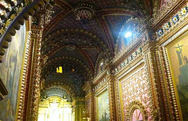 Santuario de Guadalupe y Ex convento de San Diego