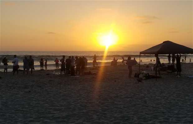 Pacífica Beach