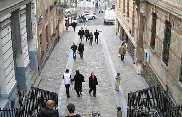 Las Calles de Belleville