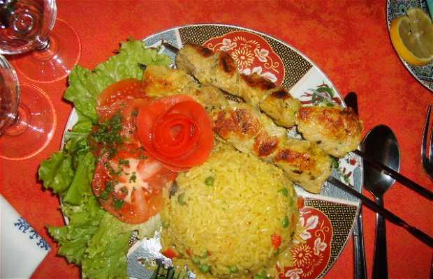 Restaurant Les Palmeries