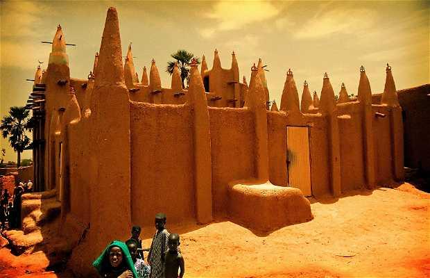 Las mezquitas del Niger (Kotaka, Somadugu, Kotaka, Kuna, Buna…)