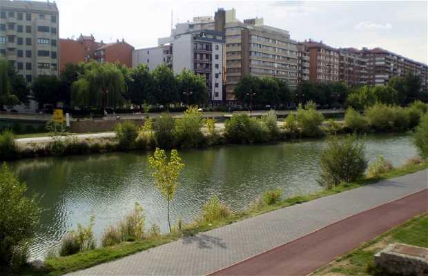 Ribera del río Bernesga