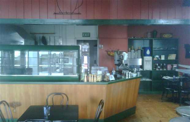 Caffeine Espresso Cafe