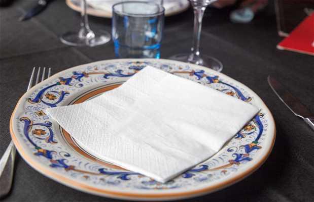 Restaurante La Cabaña de Alarcón