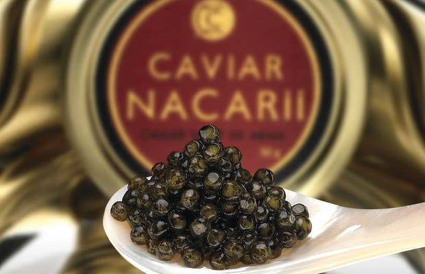 Visita guiada a Caviar Nacarii